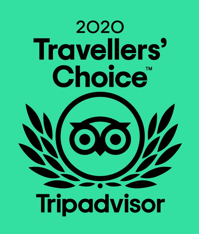 2020 Travellers' Choice award given to Ashiana Indian Restaurant at North Muskham near Newark