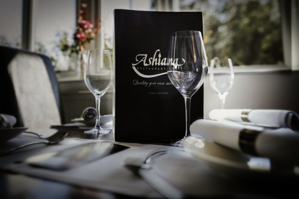 Ashiana Indian Restaurant at North Muskham near Newark is an award-winning venue serving only the finest curries in their luxurious dining room and superb alfresco garden.